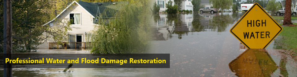 Water And Flood Damage Restoration Glendale CA